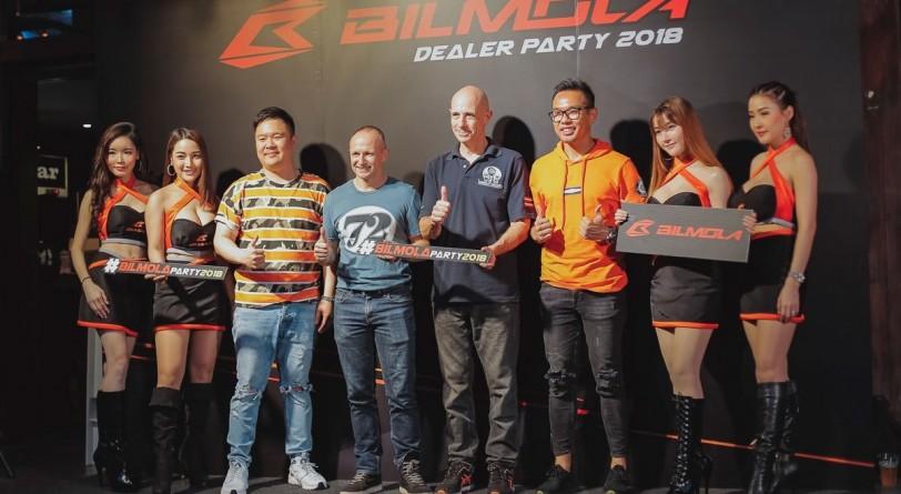 Bilmola Dealer Party 2018